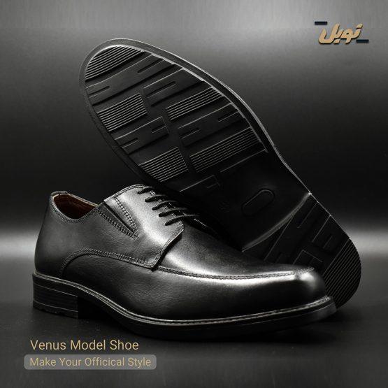 کفش مردانه اداری رنگ مشکی
